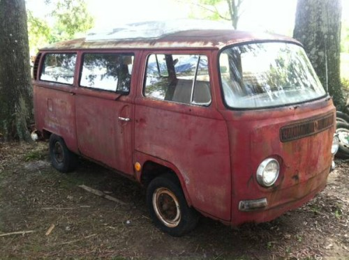 Gonzales (LA) United States  City new picture : 1969 VW Bus Camper Westfalia For Sale in Gonzales, LA
