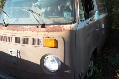 1970 VW 3 Buses Camper For Sale in Longview, TX