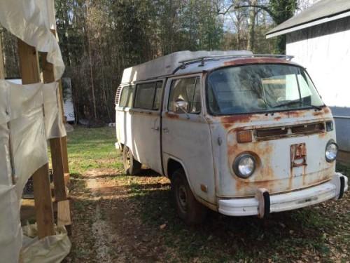 1973 VW Bus Camper Conversion For Sale in Greenville, SC