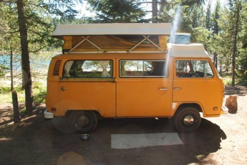 1976 Vw Bus Camper Riviera For Sale In Sellwood Or
