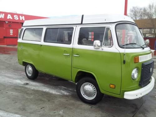 Chevy Colorado For Sale Mn >> 1978 VW Bus Camper Westfalia For Sale in Colorado Springs, CO
