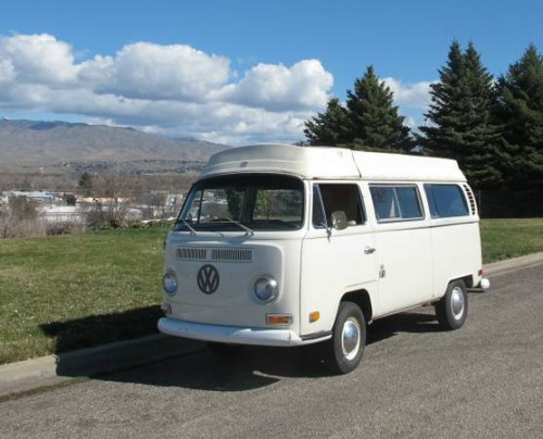 1970 VW Bus Camper Riviera For Sale in Boise, ID