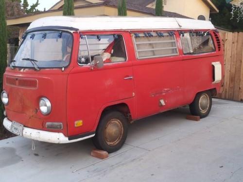 1970 VW Bus Camper Westfalia For Sale in Lakeland, FL