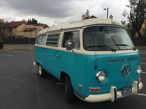 1971 VW Bus Camper Westfalia For Sale in Los Angeles, CA
