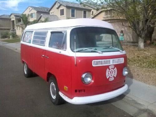 1971 Vw Bus Camper Westfalia For Sale In Los Angeles Ca