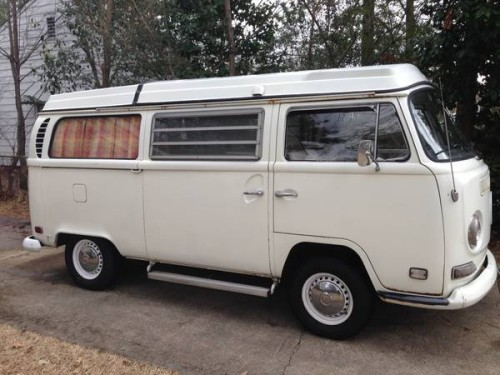 1971 vw bus camper westfalia for sale in portsmouth va. Black Bedroom Furniture Sets. Home Design Ideas