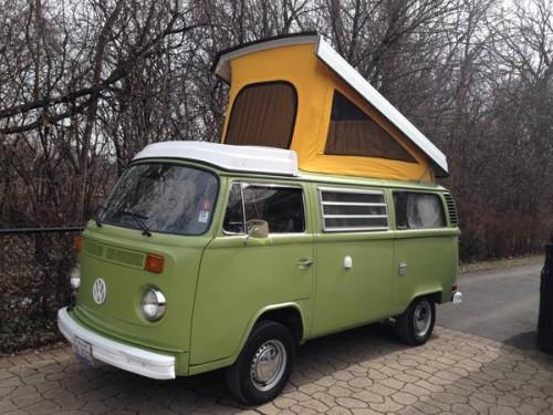 1978 Vw Bus Camper Westfalia For Sale In Chicago Il