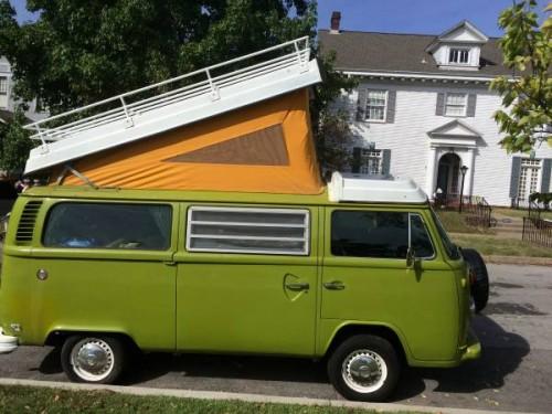 1979 VW Bus Camper Conversion For Sale in Tulsa, OK