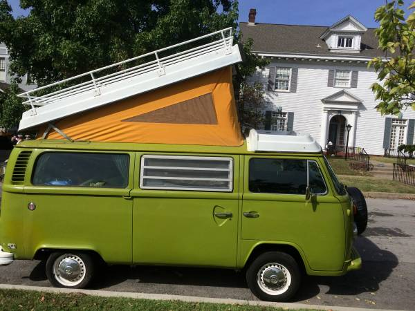 1979 VW Bus Camper Conversion For Sale in Tulsa, OK