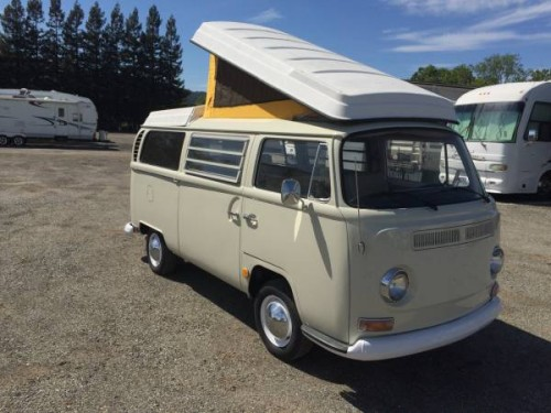 1969 VW Bus Camper Westfalia For Sale in Danville, CA