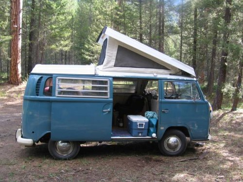 1970 vw bus camper westfalia for sale in portland or. Black Bedroom Furniture Sets. Home Design Ideas