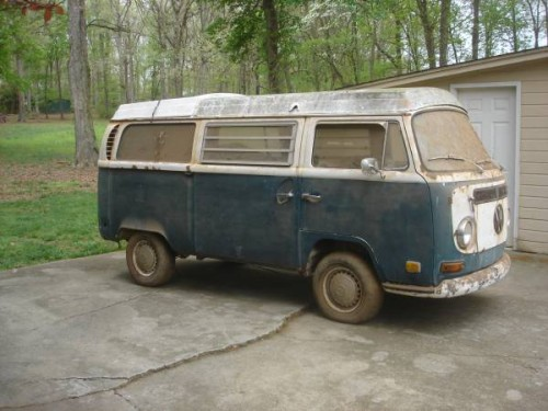 1971 vw bus camper westfelia for sale in anderson sc. Black Bedroom Furniture Sets. Home Design Ideas