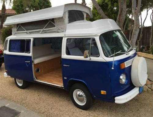 1974 vw bus camper conversion for sale in santa barbara ca. Black Bedroom Furniture Sets. Home Design Ideas