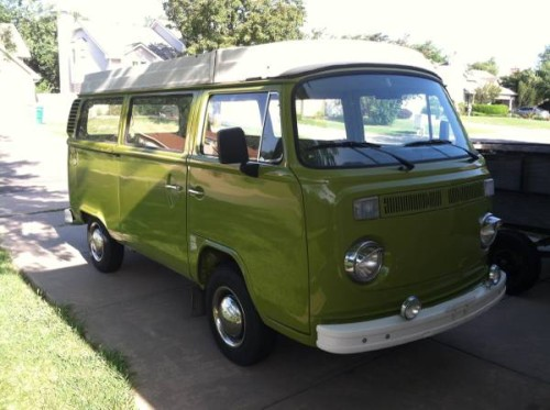 1976 VW Bus Camper Westfalia For Sale in Wichita, KS