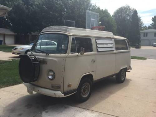 1972 VW Bus Camper Conversion For Sale in Lincoln, NE