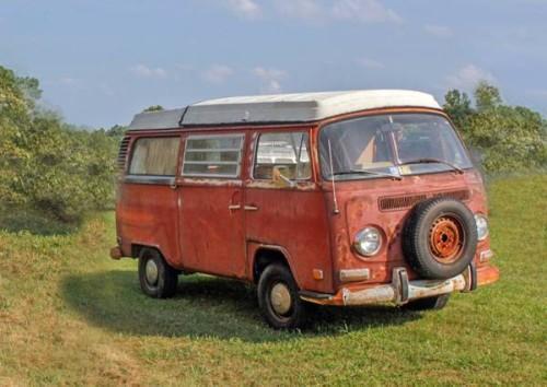 1972 VW Bus Camper Westfalia For Sale in Roanoke, VA