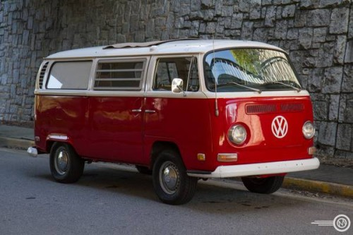 1971 vw bus camper westfalia for sale in atlanta ga. Black Bedroom Furniture Sets. Home Design Ideas