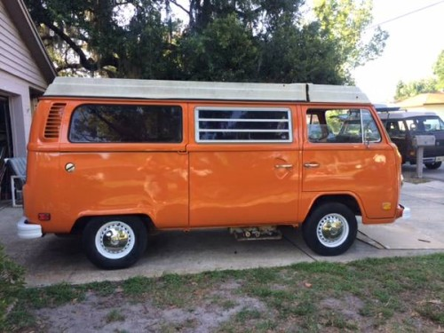 vw westfalia 1977 for sale florida. Black Bedroom Furniture Sets. Home Design Ideas