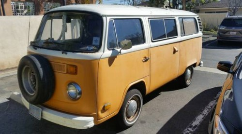 1977 Vw Bus Camper Conversion For Sale In Yorba Linda Ca