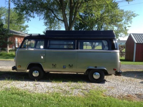 Montpelier (OH) United States  city photos gallery : 1974 VW Bus Camper Conversion For Sale in Montpelier, OH