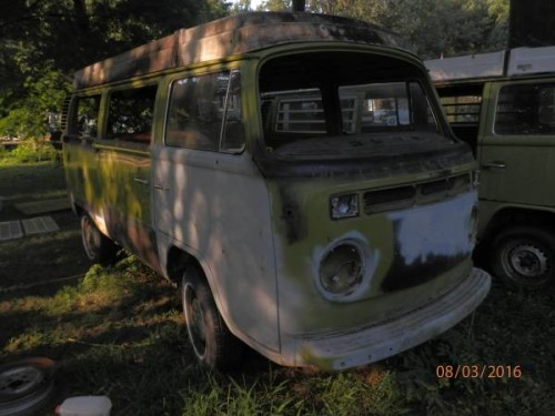 1978 vw bus camper westfalia for sale in richmond va. Black Bedroom Furniture Sets. Home Design Ideas