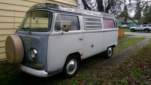 vw bus camper westfalia  sale  eugene