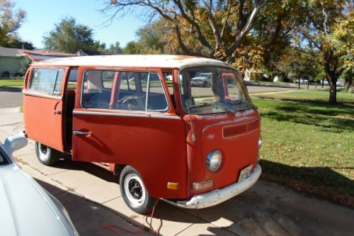 1970 VW Bus Camper Project For Sale in Lubbock, TX