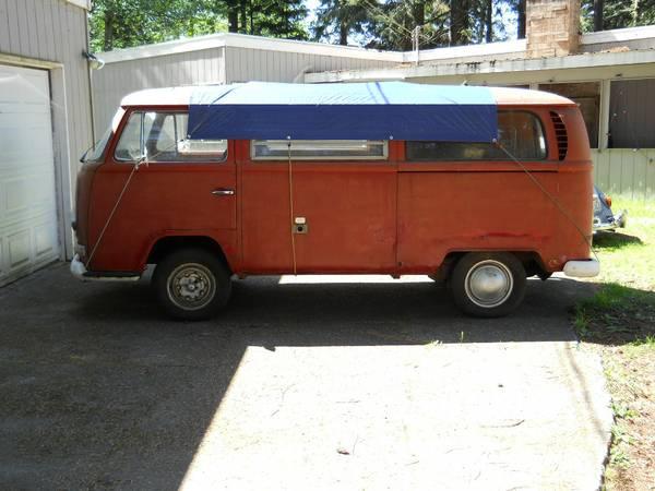 1969 Camano WA