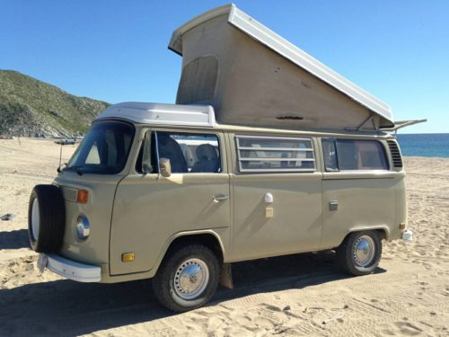 1979 vw bus camper westfalia for sale in los angeles ca. Black Bedroom Furniture Sets. Home Design Ideas