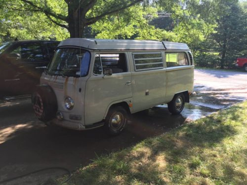 1968 vw bus camper westfalia for sale in kings mountain nc. Black Bedroom Furniture Sets. Home Design Ideas