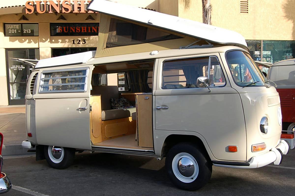 1970 vw bus camper westfalia for sale in wilkinsburg pa. Black Bedroom Furniture Sets. Home Design Ideas