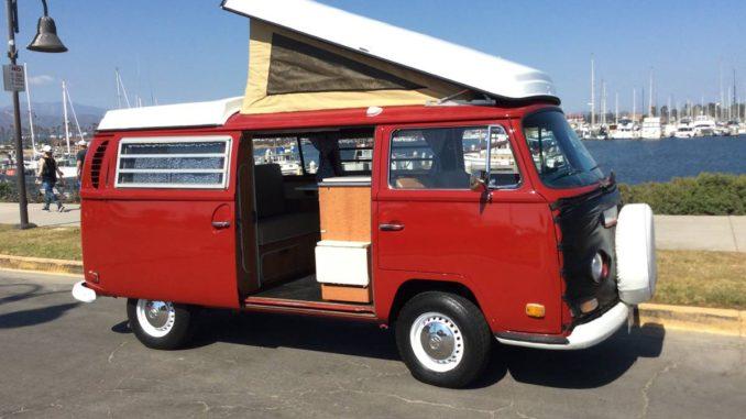 1971 VW Bus Camper Westfalia For Sale in Ventura County CA