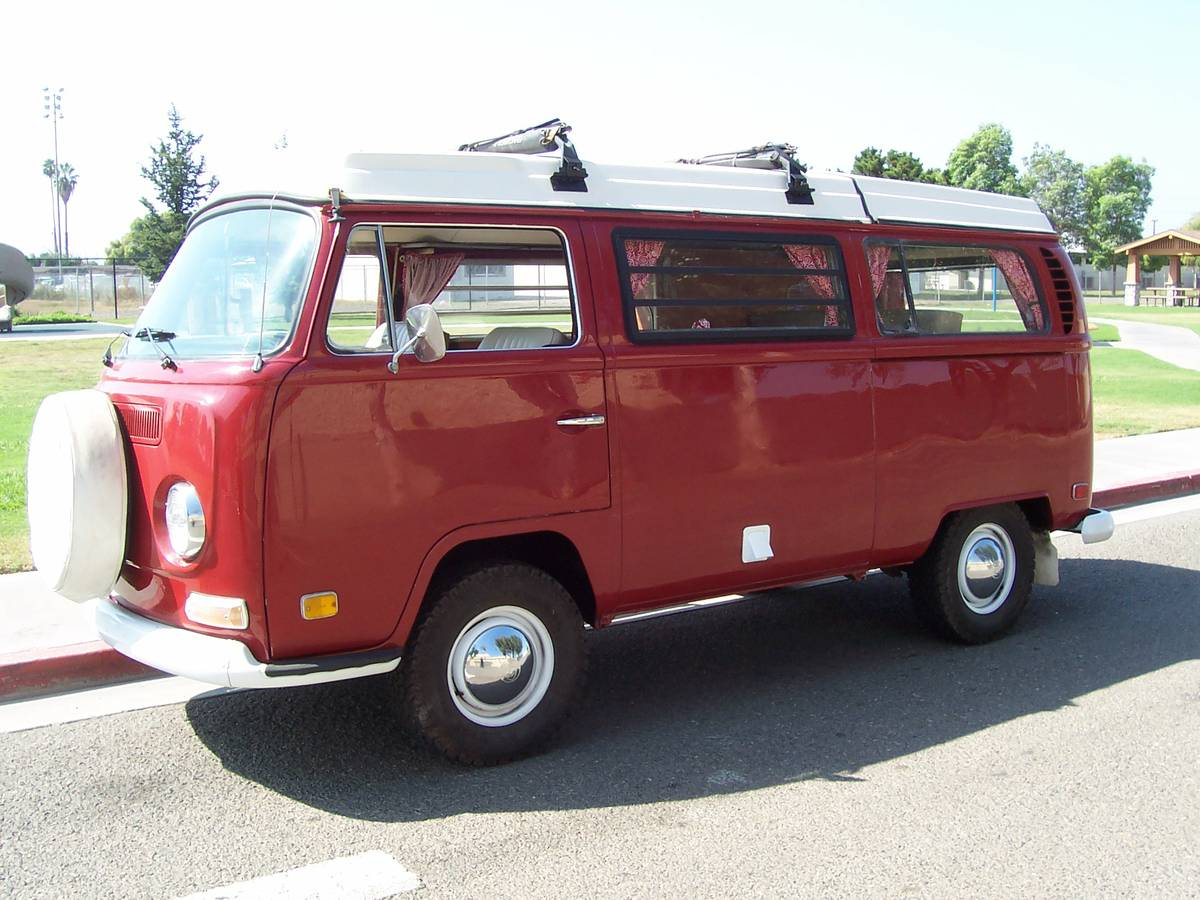 1970 VW Bus Camper Westfalia For Sale in Cypress, CA