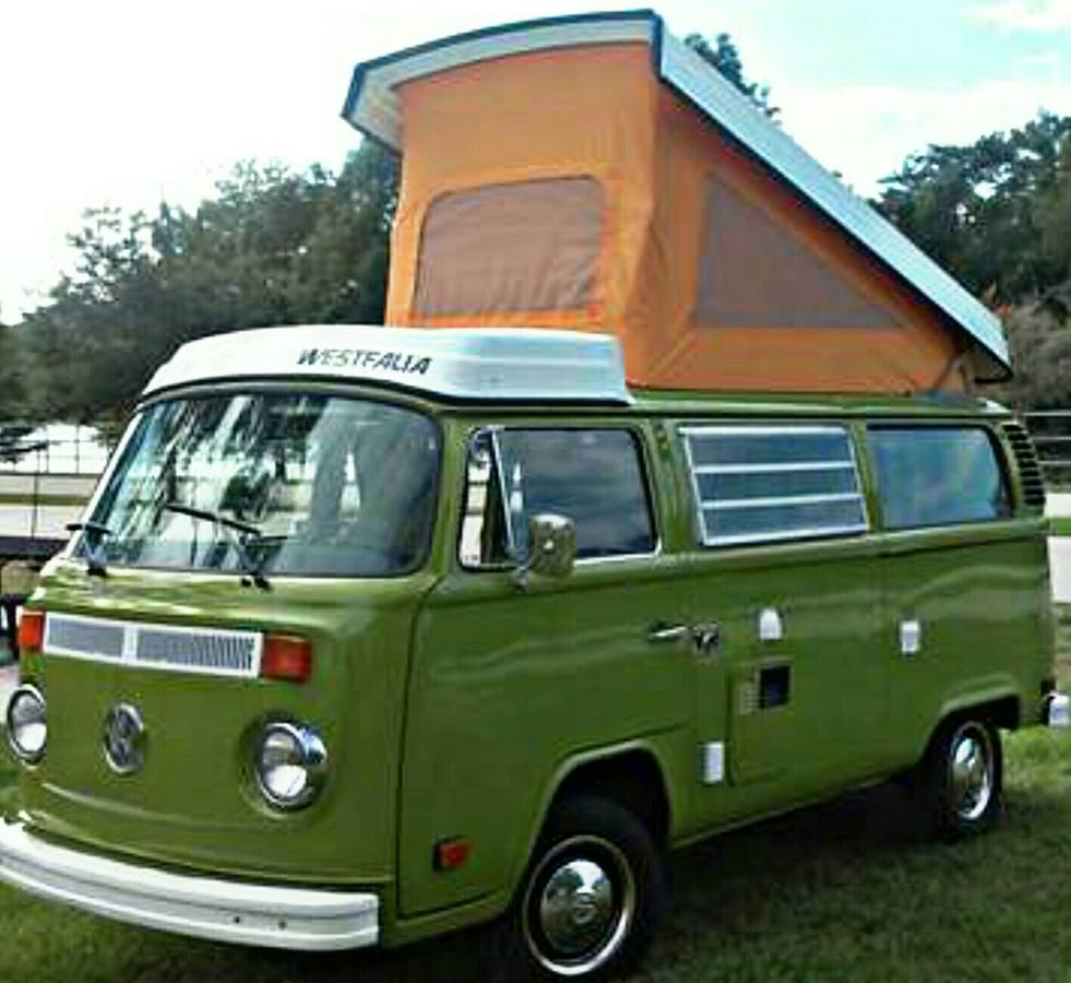 1978 VW Bus Camper Westfalia For Sale in Orlando, FL