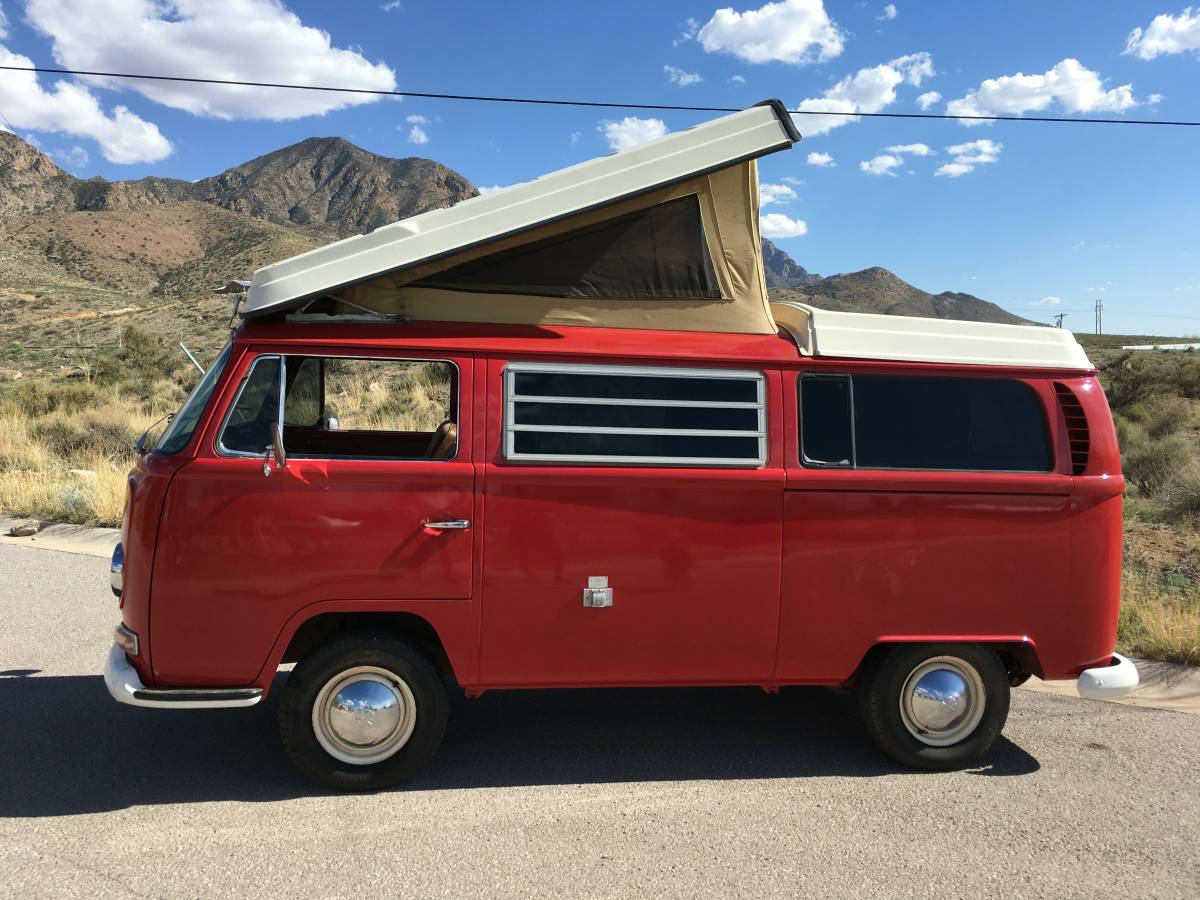 Craigslist Las Cruces Nm >> 1969 VW Bus Westfalia Camper For Sale in Las Cruces, New ...